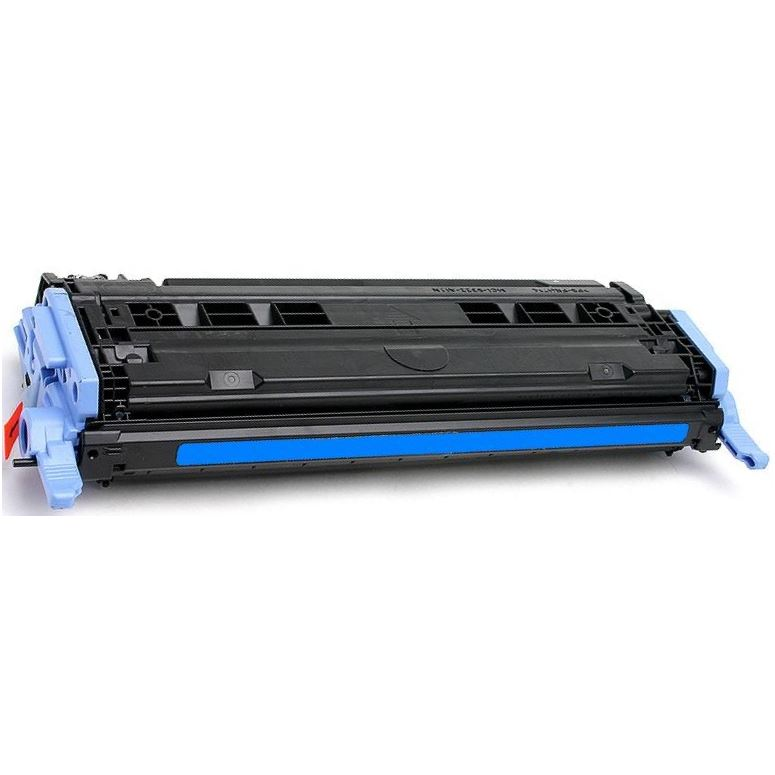 HP Q6001A azurový renovovaný toner / 2.000stran