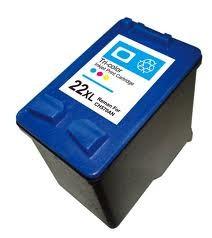 HP č.22XL (C9352) barevná kompatibilní náplň / 18ml