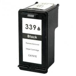 HP č.339 (C8767E) černá kompatibilní náplň / 30ml