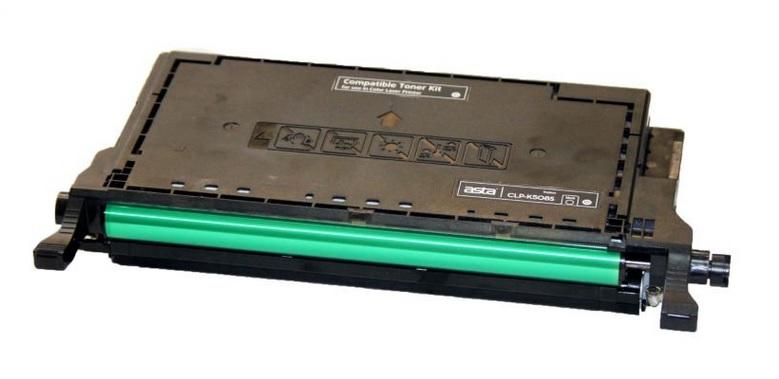 Samsung CLT-K5082L černý kompatibilní toner / 5.000 stran