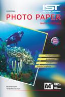 Foto Papír Matný A4, 50 Ks, 190g/M2 IST / Voděodolný