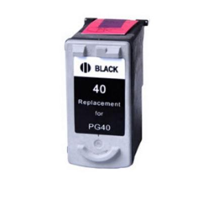 CANON PG-40 černá kompatibilní náplň / 18ml