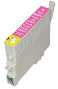 EPSON T0486 XL foto-purpurová kompatibilní náplň / 18ml