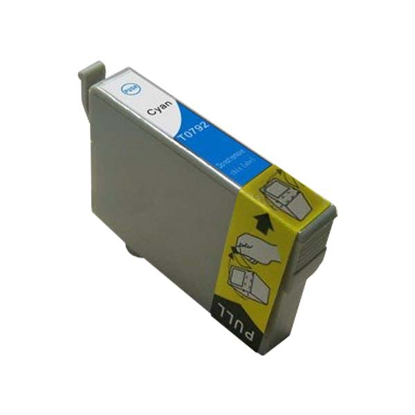 EPSON T0792 azurová kompatibilní náplň / 14ml
