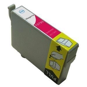 EPSON T0793 purpurová kompatibilní náplň / 14ml