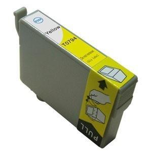 EPSON T0794 žlutá kompatibilní náplň / 14ml