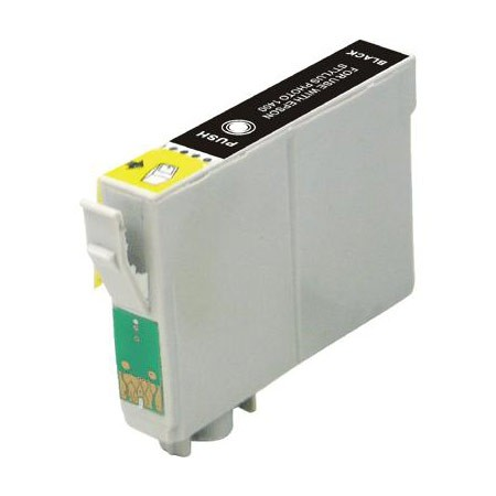 EPSON T0801XL černá kompatibilní náplň / 15ml