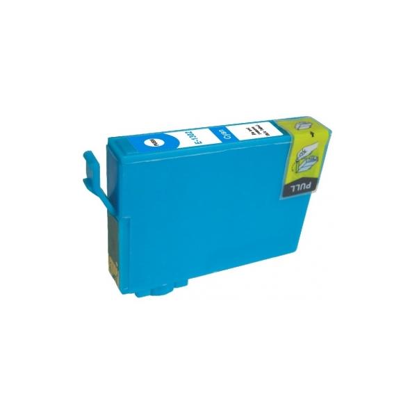 EPSON T1302XL azurová kompatibilní náplň / 14 ml