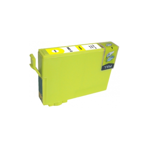 EPSON T1304XL žlutá kompatibilní náplň / 14 ml