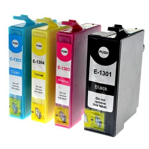 EPSON T1305XL sada kompatibilních náplní