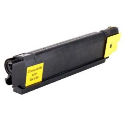 KYOCERA TK-580 Žlutý kompatibilní toner / 2.800 stran